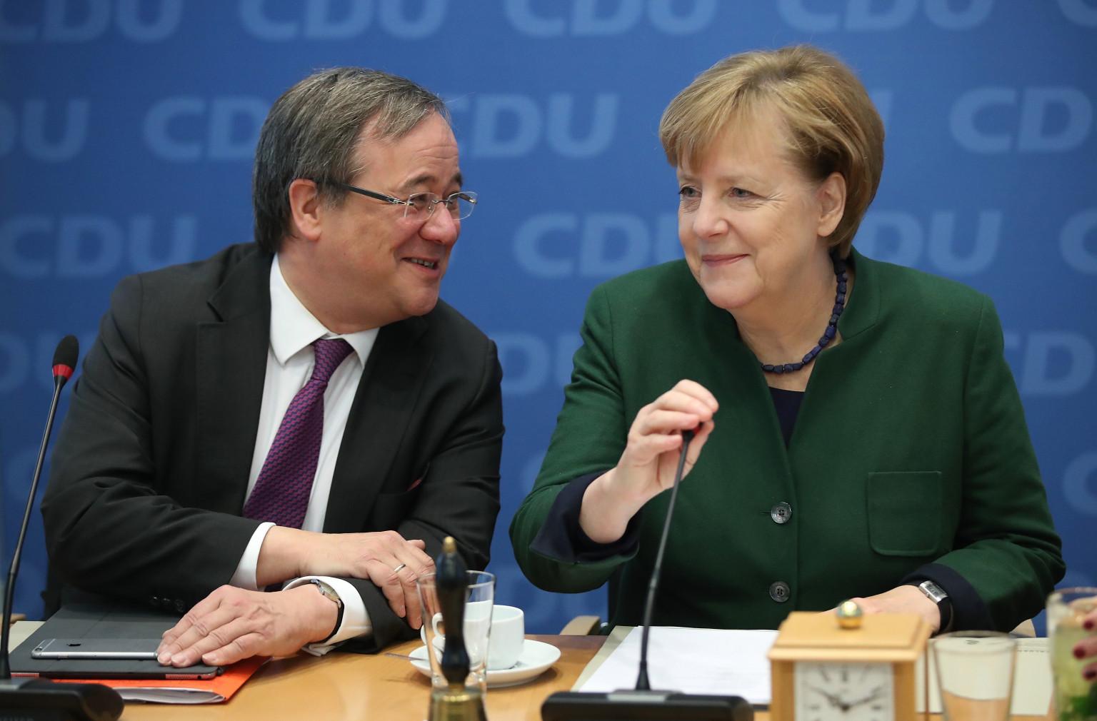 Эксперт: возможно, преемник Меркель будет пророссийским и прокитайским