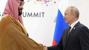 Саудито-российские узы: смертный приговор для США