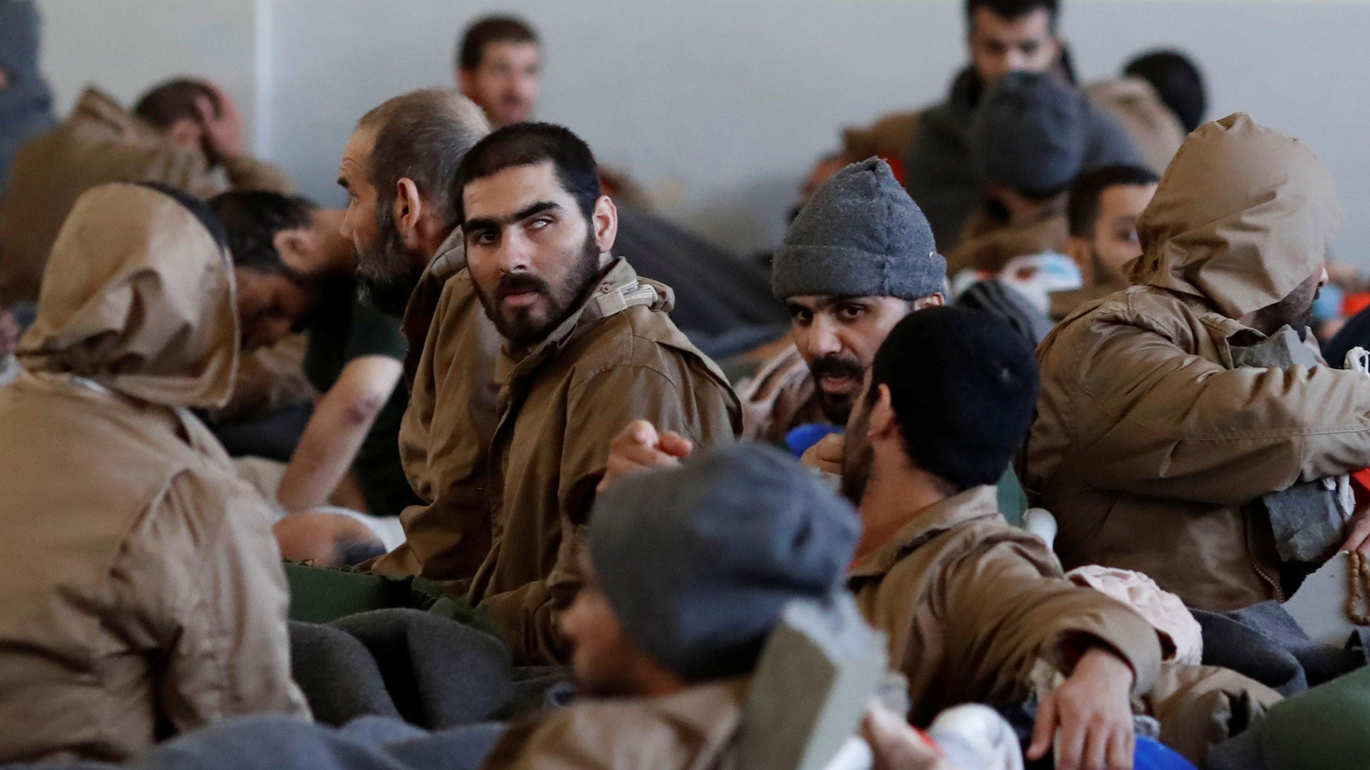Сирийские курды собираются судить боевиков террористической организации ДАИШ (ИГИЛ)