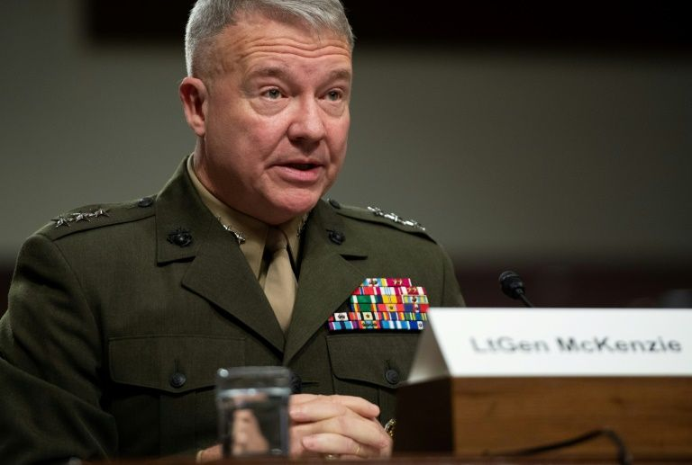 Командующий силами США на Ближнем Востоке: талибы сокрушили ДАИШ при ограниченной поддержке США