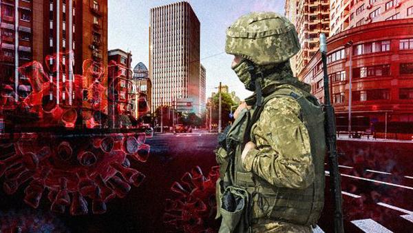 «Полицейское государство» в условиях пандемии было предсказано еще десять лет назад