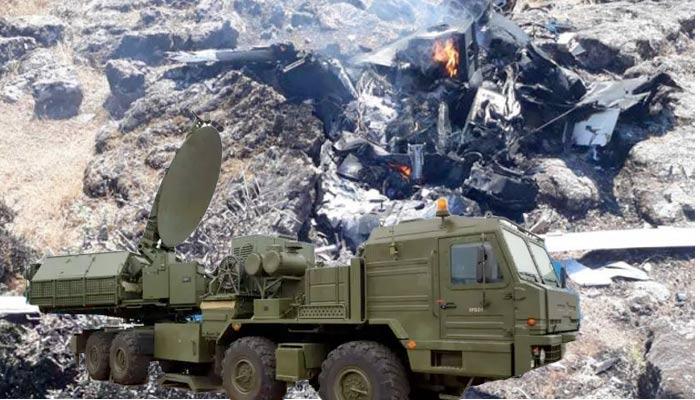 Россия использует средства радиоэлектронной борьбы против турецких беспилотников в Сирии