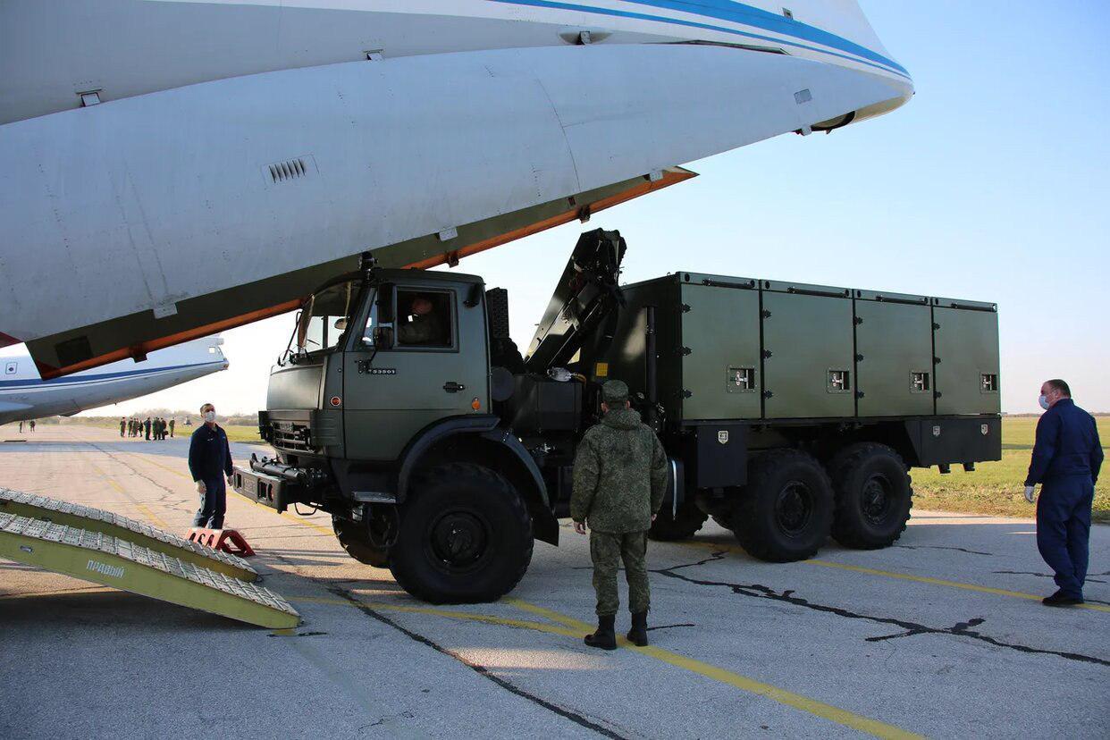 Почему американское экспертное сообщество пришло в ужас от российской гуманитарной помощи