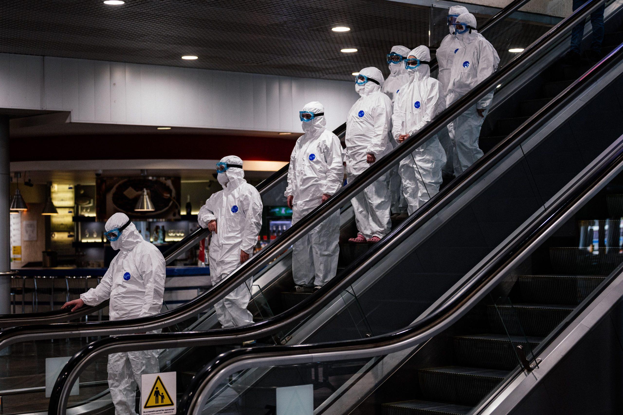 Темп роста числа инфицированных коронавирусом в России – один из самых высоких в мире
