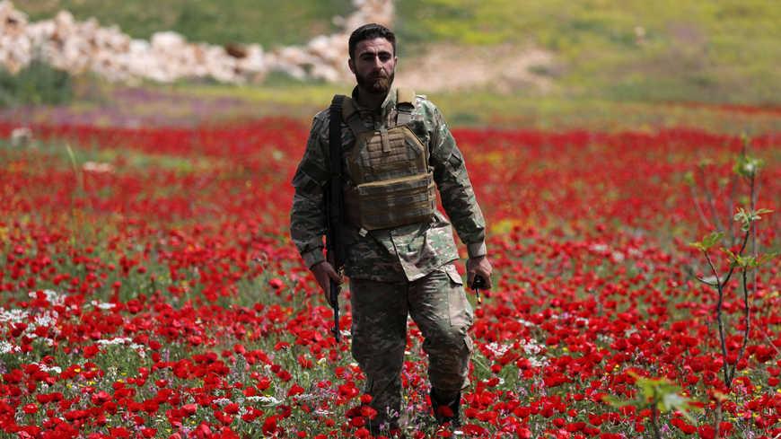 Новый план Эрдогана: «объединенная армия» из боевиков Идлиба