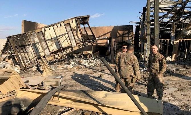 Солдат США, получивших сотрясения после иранской атаки, наградили «Пурпурным сердцем»