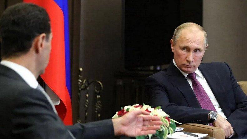 Как Россия портит свои отношения с Сирией