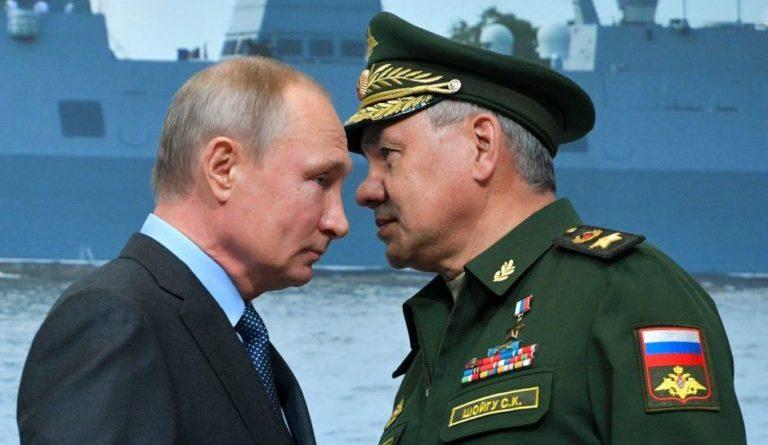Созданный усилиями Шойгу имидж вооруженных сил России: современные, мобильные и эффективные