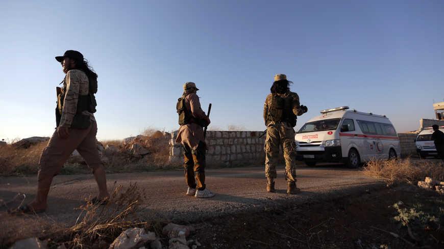 Al-Monitor: сирийская экстремистская группировка проверяет Турцию на прочность в Идлибе