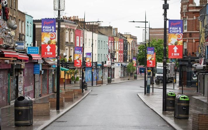 Telegraph: Никто в Британии не застрахован от грядущей экономической бури