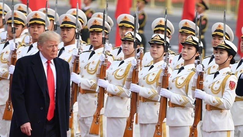 США не победить в гонке вооружений с Россией и Китаем