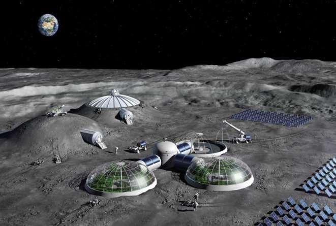 Лунаполитика: Россия и Китай налаживают сотрудничество в проектах по освоению Луны