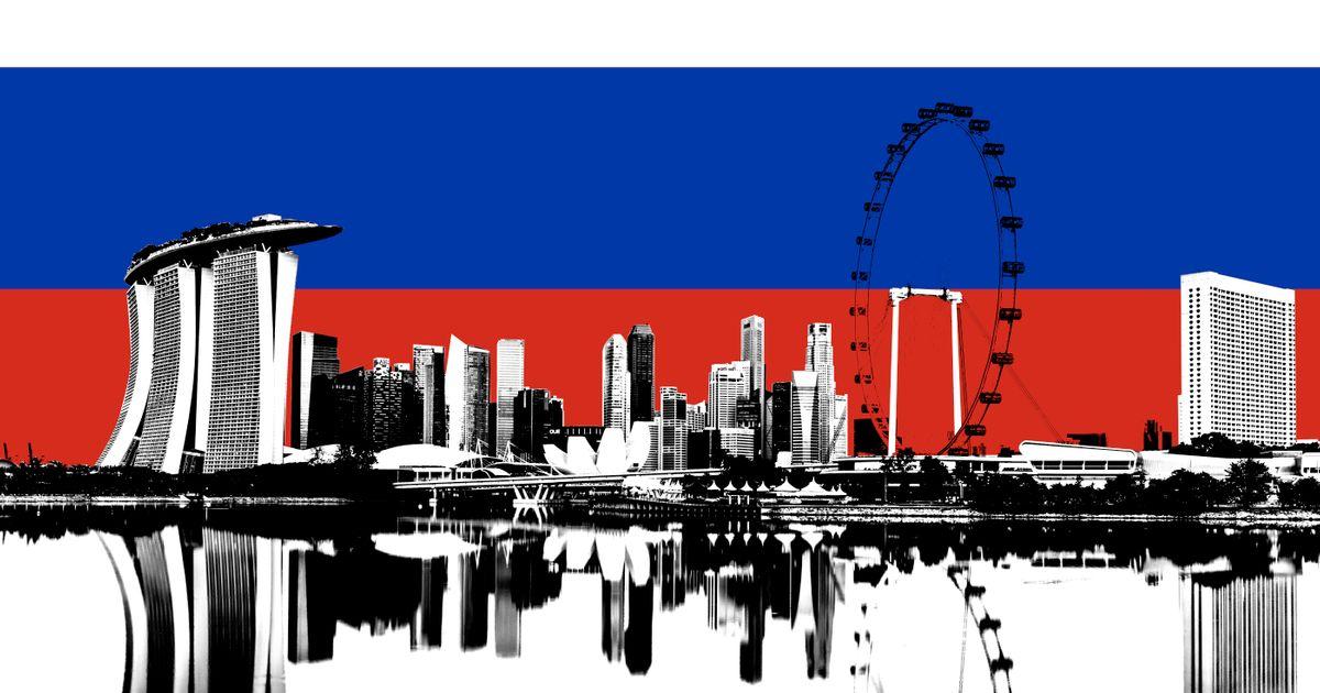 Сингапур становится для России новыми воротами в Юго-Восточную Азию