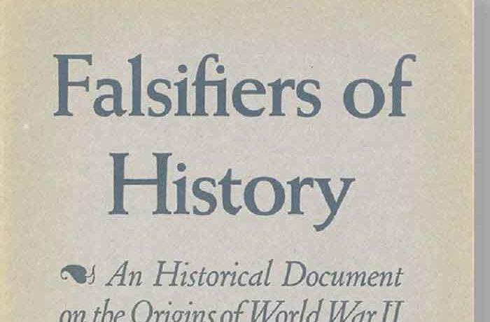 Итальянские ученые разоблачают ложь о Советском Союзе и Второй мировой войне