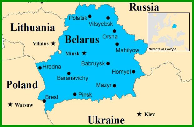 Польша и Литва нагнетают обстановку в Беларуси в расчете на повторение украинского Майдана