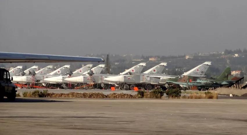 Россия нанесла ракетный удар с воздуха по группировке ДАИШ в ответ на гибель высокопоставленного офицера