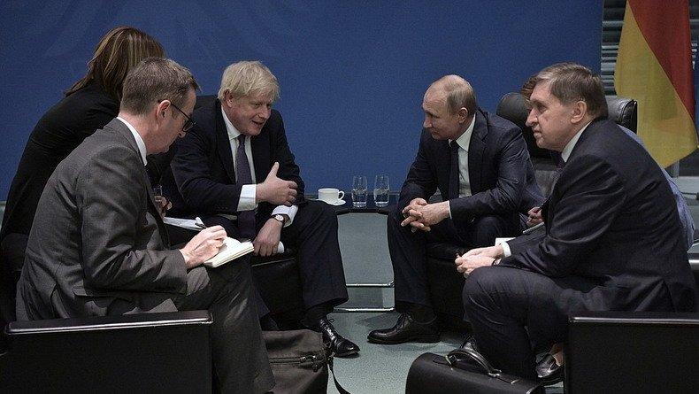 Почему аналитики в Москве не приняли всерьёз отчет Парламента Британии по России