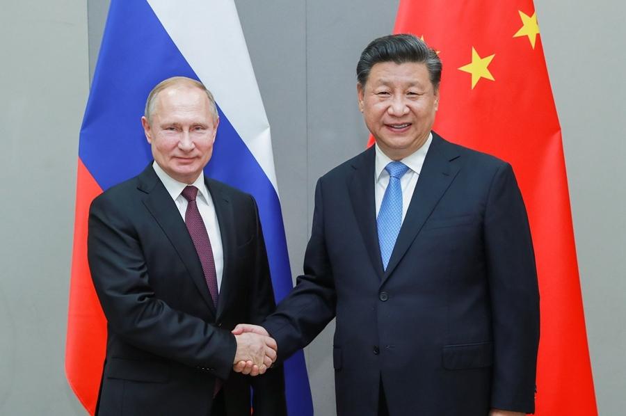 Си Цзиньпин заявляет, что Китай готов сотрудничать с Россией в борьбе за сохранение результатов Второй мировой войны