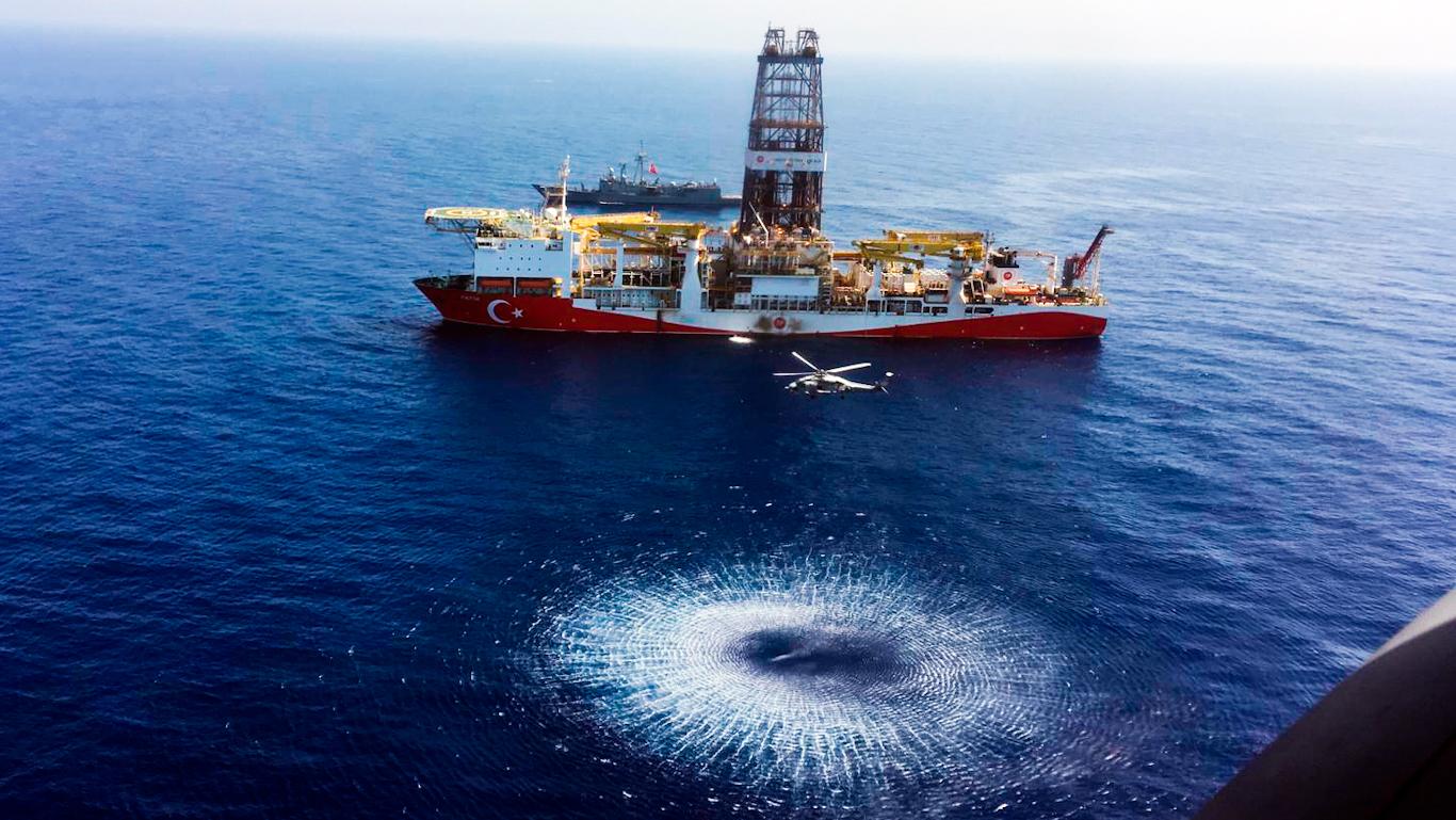 Дешевый средиземноморский природный газ может означать конец для блока НАТО