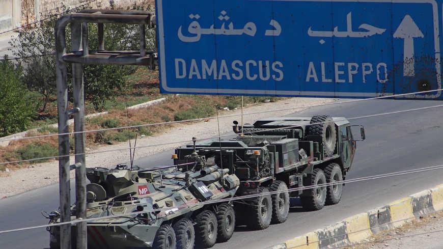 Турецкая политика военного сдерживания в Идлибе трещит по швам