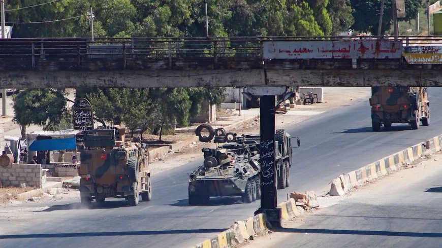 Какая польза от российско-турецких патрулей на северо-западе Сирии?