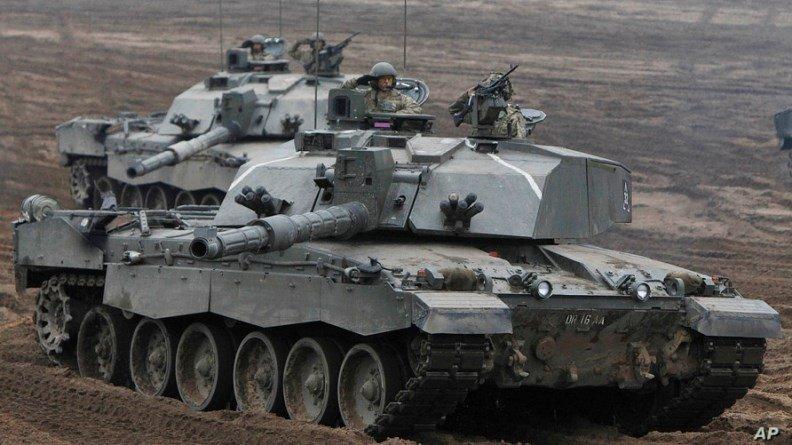 Откажется ли Британия от танков?