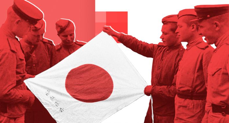 Победу в войне с японскими агрессорами ковали плечом к плечу советские солдаты и китайский народ