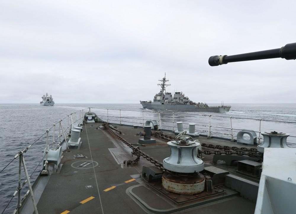 Целью операции в Баренцевом море не была свобода навигации: эксперты предупреждают о «смертельно опасных» играх великих держав в Арктике