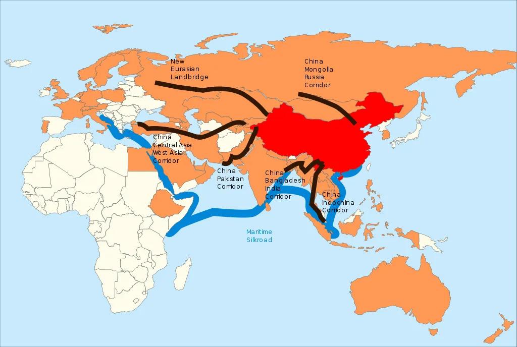 Почему Запад так ополчился против китайской инициативы «Один пояс, один путь»