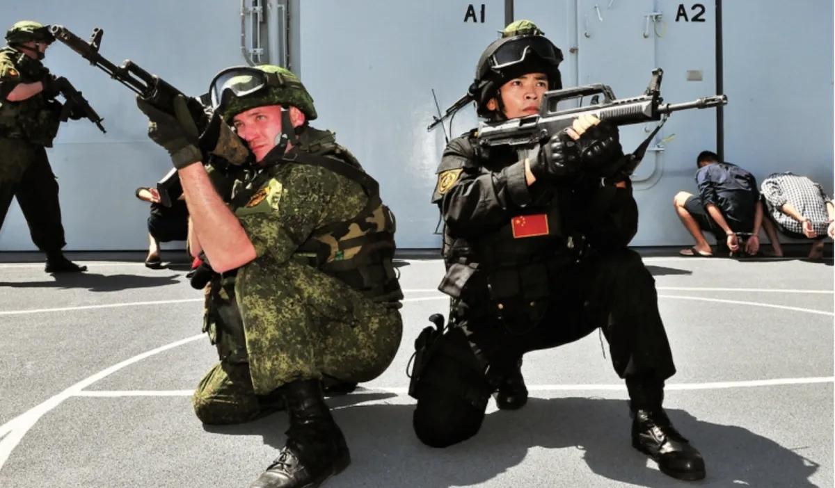 Долгосрочный военный альянс России и Китая: особенности и геополитическое значение