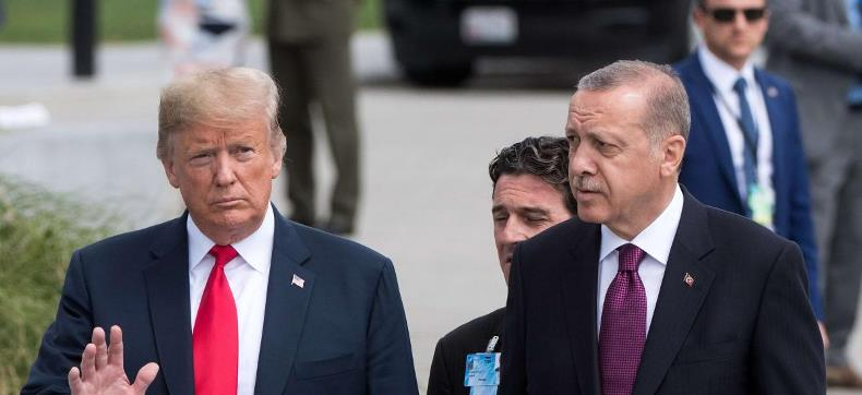 Обострились разногласия между Турцией и США по поводу последних событий на Кавказе