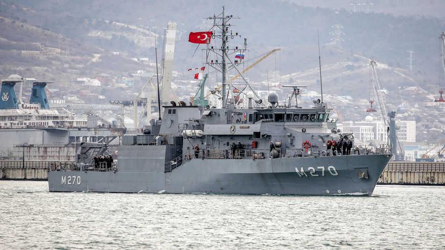 Российско-египетские военно-морские учения в Черном море: сигнал для Анкары?