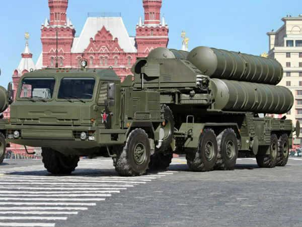 Россия готова поставить Ирану системы С-400, как только в октябре истечет срок действия эмбарго ООН