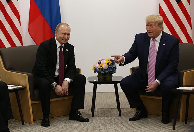Холодная война против России никогда не прекращалась