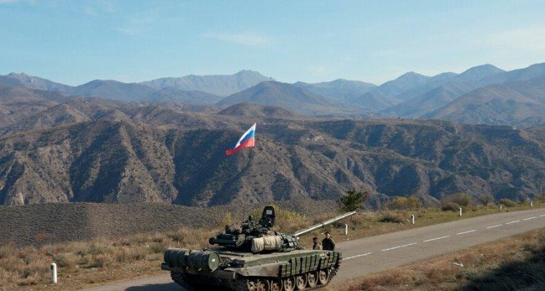Путин помог положить конец карабахской войне, но, возможно, тем самым допустил Турцию на российский Кавказ