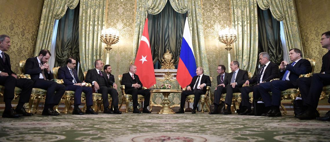 Неписаные правила российско-турецкой конфронтации