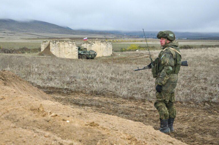 Франция бросает вызов российской миротворческой миссии на Кавказе