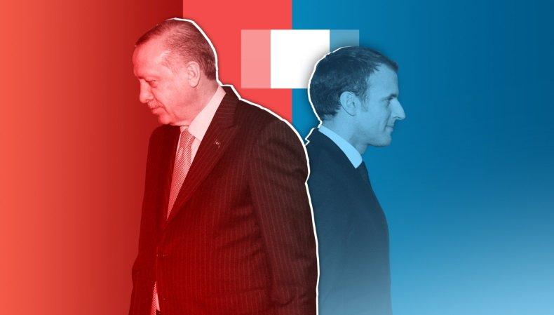 Франция и Турция вовлечены не в «столкновение цивилизаций», а занимаются геополитической борьбой