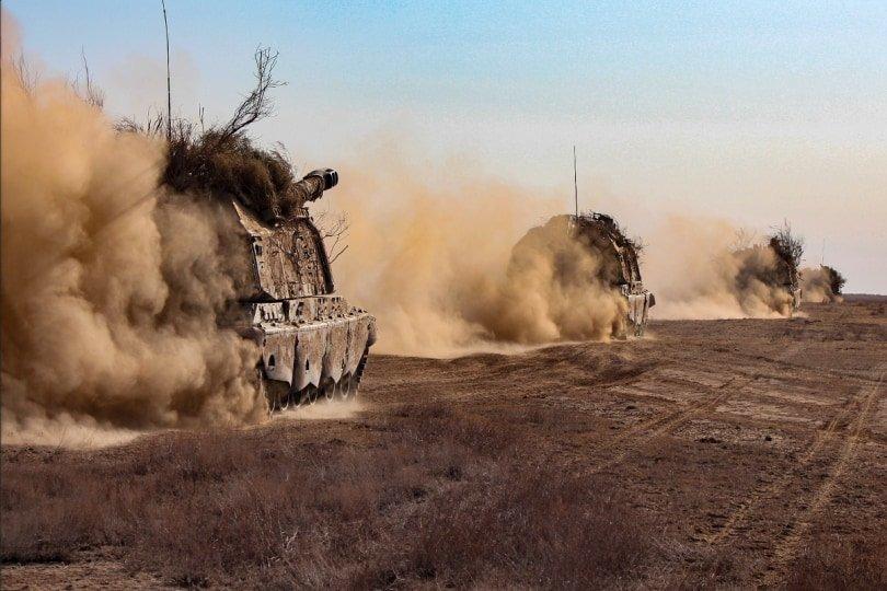 Новая армия Путина: после десятилетия реформ российские вооруженные силы ошеломляют своей мощью
