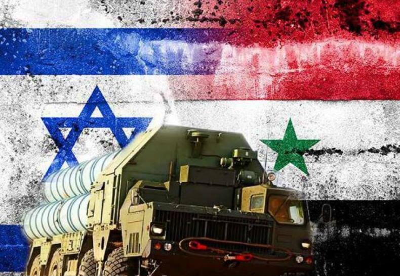 Почему С-300 молчали во время нападения Байдена на Сирию?