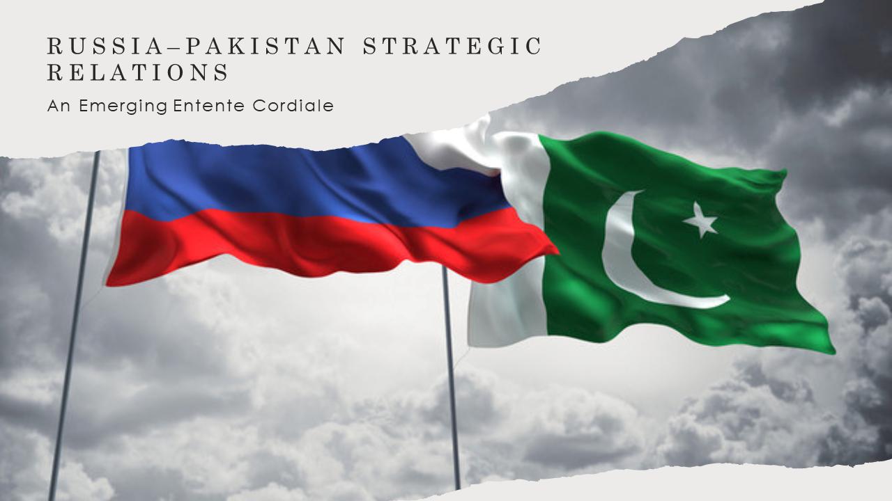 Отношения с Исламабадом приобретают приоритетное значение для Москвы