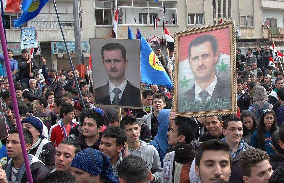 Дамаск и Москва выиграли войну, но Америка узаконивает разграбление Сирии