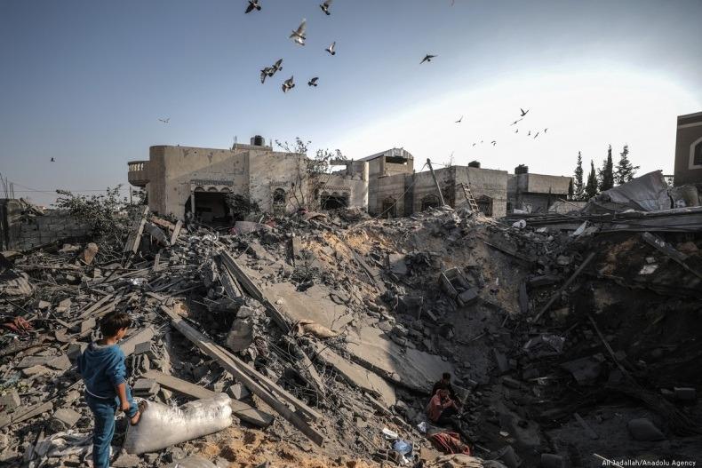Преступления против человечности: Израиль за 7 дней убил 58 палестинских детей