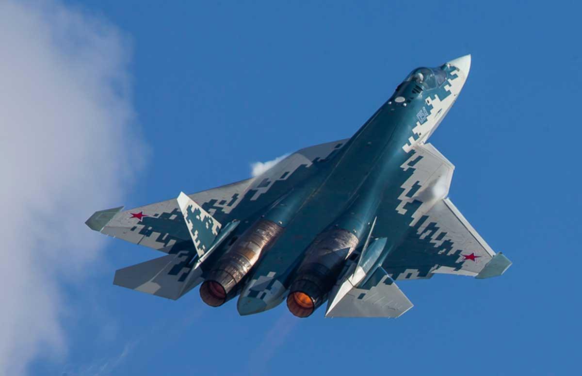 Эксперт: на базе Су-57 можно было бы создать Eurofighter следующего поколения