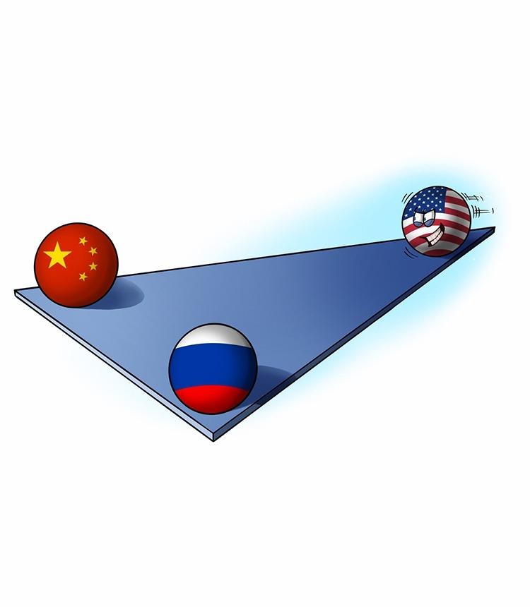 Global Times: беспочвенная критика отношений между Пекином и Москвой со стороны Байдена унижает Россию
