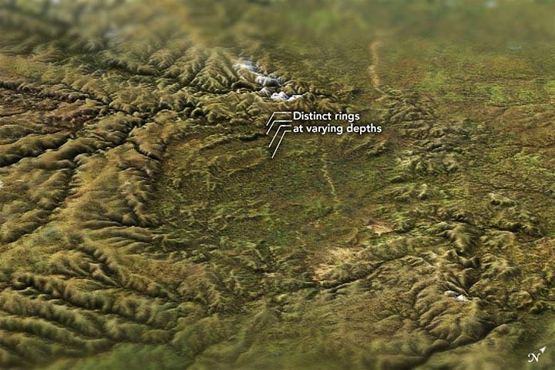 Попигай: российский «кратер алмазов», по оценкам экспертов, содержит «триллионы карат»
