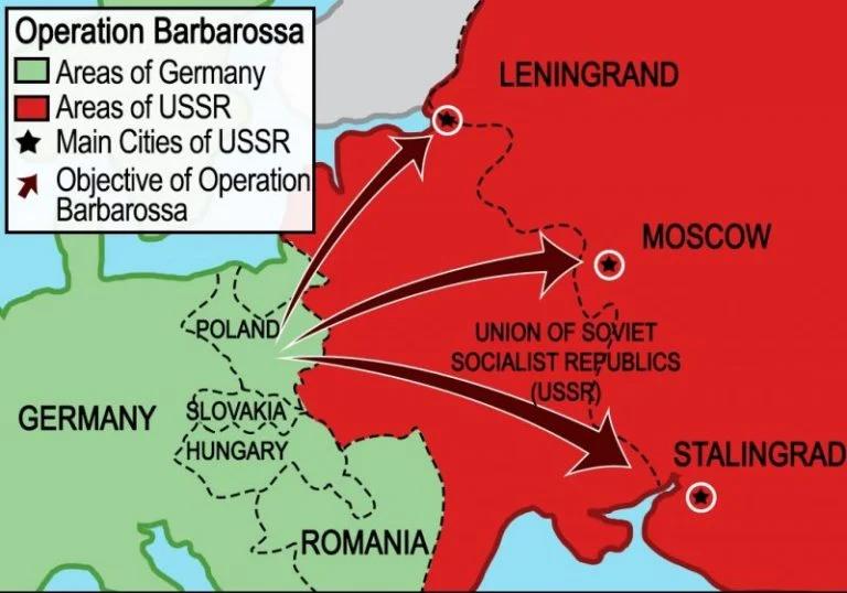 Почему гитлеровская Германия не смогла победить Советский Союз?
