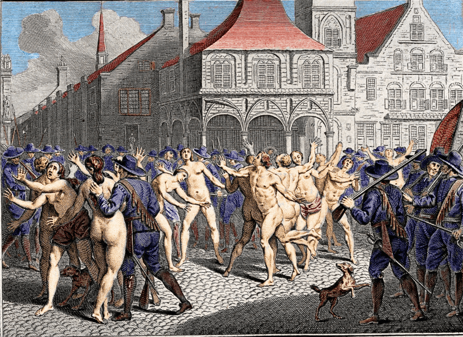 Древнехристианская секта адамитов – первые хиппи в истории?