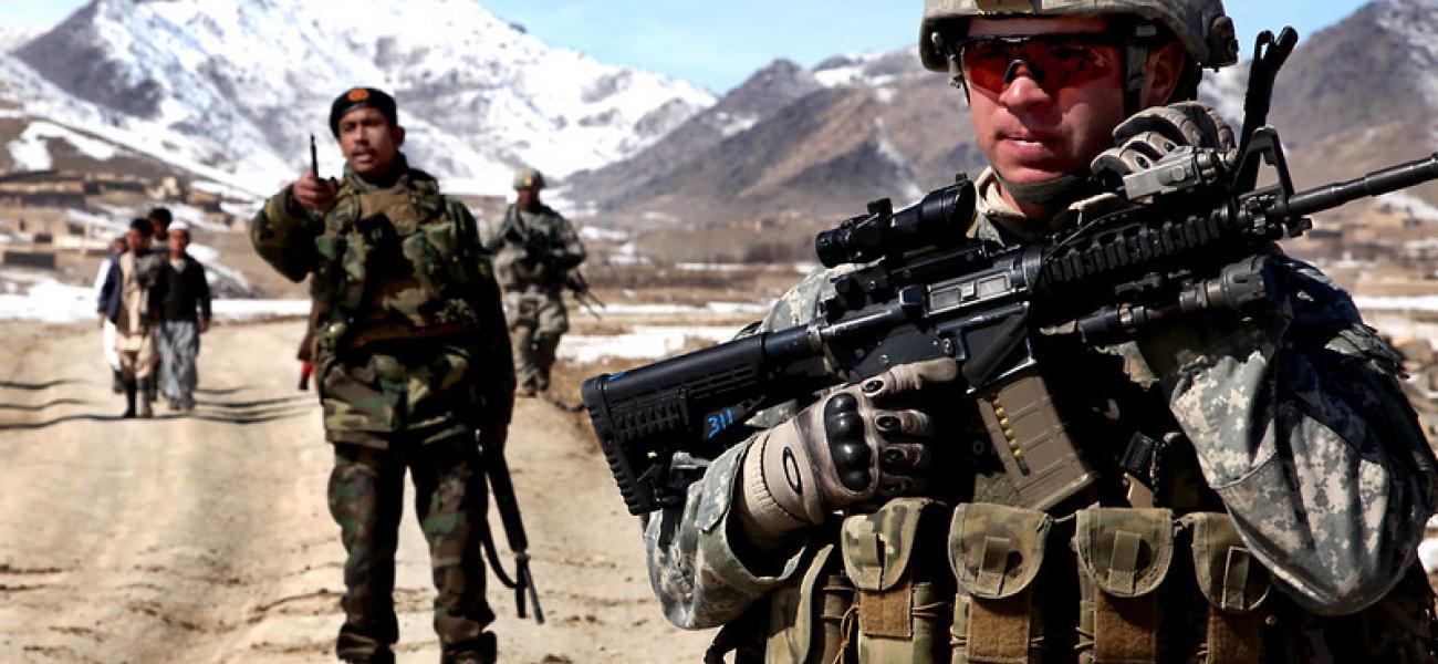 Остерегайся своих желаний: Россия, Китай и Афганистане после вывода войск США