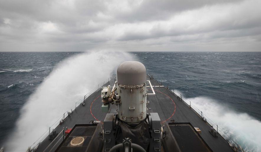 Упадок судостроения мешает Америке укрепить флот для противостояния с Китаем и Россией